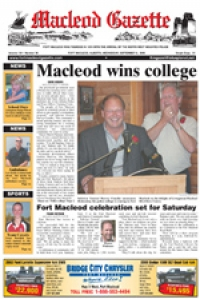Fort MacLeod Gazette