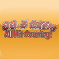 CKFM | 96.5 FM | All Hit Country | Olds