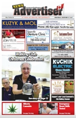 Vegreville News Advertiser