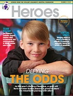 Heroes: Stollery Children's Hospital Magazine