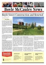 Boyle McCauley News