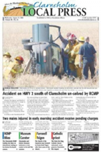 Claresholm Local Press